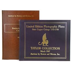 Hardcover Taylor Sale & Limited Edition Plates