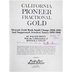 Deluxe Breen & Gillio on California Fractional Gold