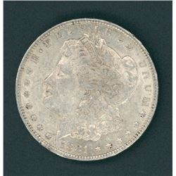 1881-O Morgan Silver Dollar