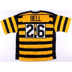 Le'Veon Bell Steelers On-Field Style Custom Stitched Jersey (Size XL)
