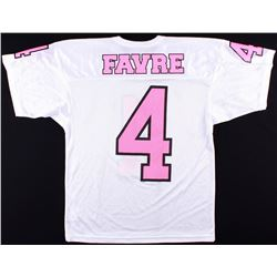 "Brett Favre ""Favre 4 Hope"" Replica Style Russell Athletics Jersey (Size Youth XL)"