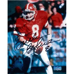 Buck Belue Signed Georgia 8x10 Photo (Radtke COA)