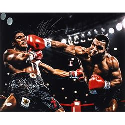 Mike Tyson Signed 16x20 Photo (JSA)