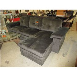 New Chaise Sofa With Pull Out Bed