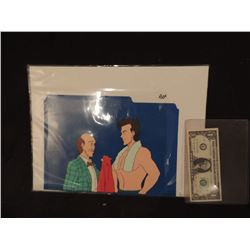 GHOSTBUSTERS THE REAL CARTOON ORIGINAL FILM CELL 3