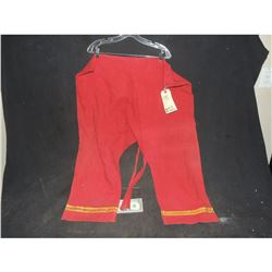 ANNA AND THE KING SCREEN USED WARRIOR PANTS