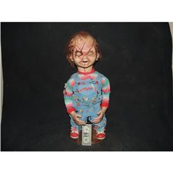 BRIDE SEED OF CHUCKY COMPLETE HERO CHUCKY PUPPET SCREEN USED