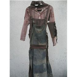 GANGS OF NEW YORK SCREEN USED BLACKSMITH WARDROBE
