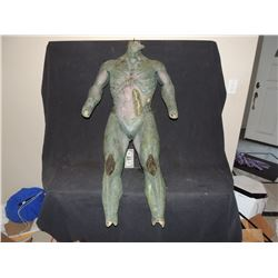 ALTERED SCREEN USED ALIEN BODY SUIT 2