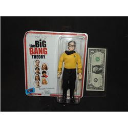 BIG BANG THEORY STAR TREK LEONARD FIGURE ON INCORRECT CARD