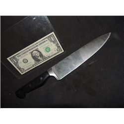CURSE OF CHUCKY BACK UP KNIFE FROM THE SUPER BOWL RADIO SHACK COMMERCIAL