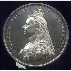 World Medals - Golden Jubilee of Queen Victoria 1887.