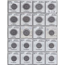 Lot of 174 Ontario Trade Tokens