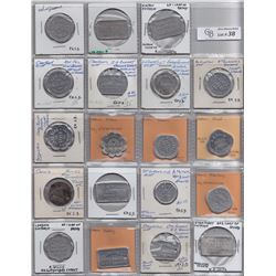 Lot of 75 Ontario Bread Tokens