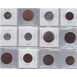 Caribbean & Central America - Lot of 12