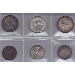 Germany- Lot of 6