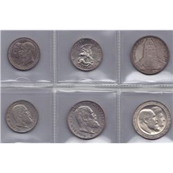Germany - Lot of 6