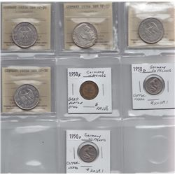 Germany - Lot of 27