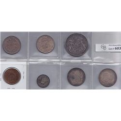 Sweden - Lot of 7