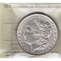 United States of America Silver Dollar, 1886 O