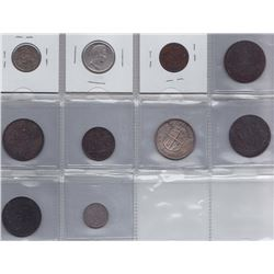 World Coins - Lot of 10
