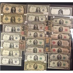 USA Lot of Misc. Banknotes