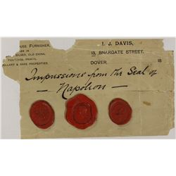 Numismatic Ephemera