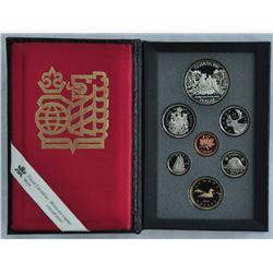 1989 RCM Special Edition Proof Set