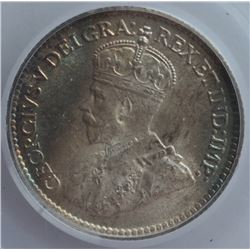 1912C Newfoundland Five Cents