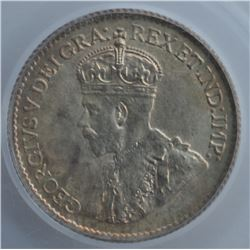 1917C Newfoundland Five Cents