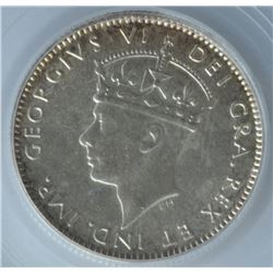 1938 Newfoundland Ten Cents