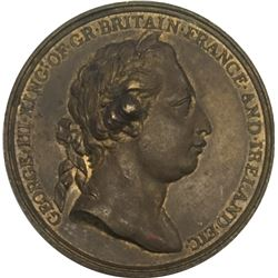 Captain Cook's Resolution and Adventure Medal