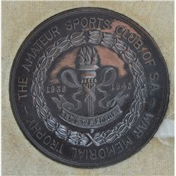 South Africa Sports Medal