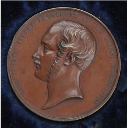 Crystal Palace Exhibition Medal