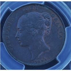 Great Britain - One Penny, 1841