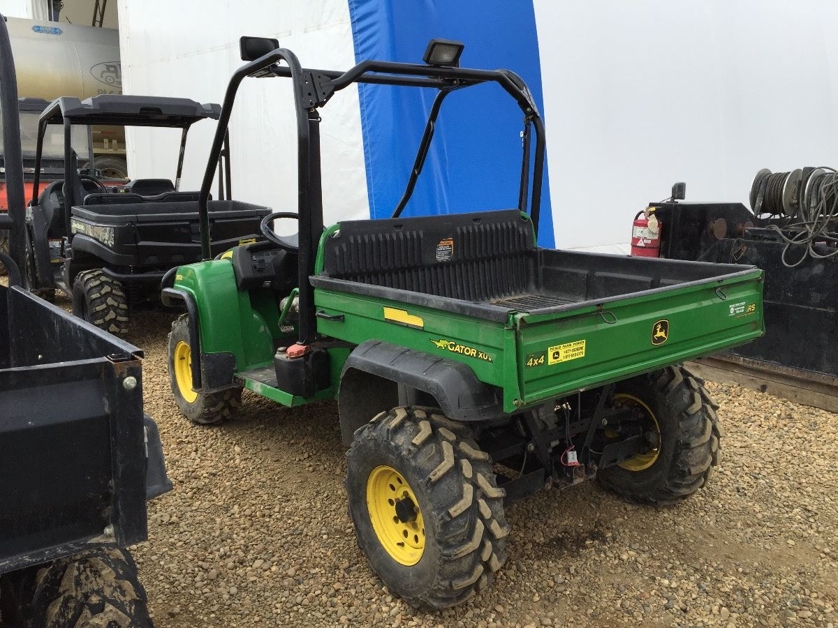 2008 john deere 850d side by side atv. Black Bedroom Furniture Sets. Home Design Ideas