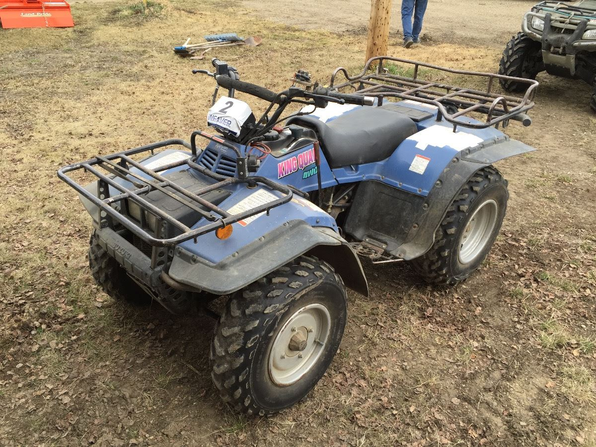1994 suzuki king quad 300 4wd atv rh liveauctionworld com 1995 Suzuki King  Quad 300 4x4 1999 Suzuki King Quad 4x4