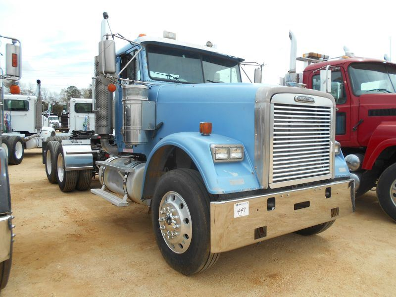 2006 Freightliner T A Truck Tractor S N 1fujalcv66dx09276