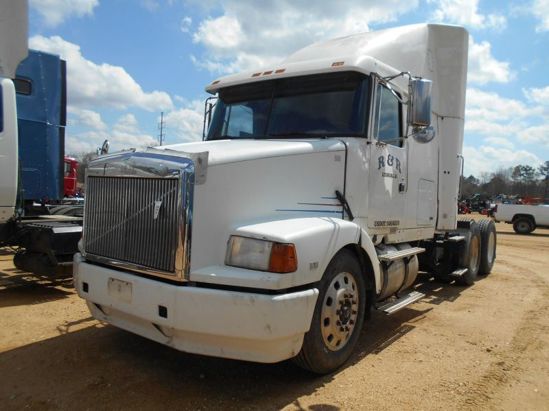 1995 volvo tractor truck wiring 1995 volvo t/a truck tractor, s/n 4v1wdbrf82n692484 ... #7
