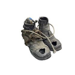 Terminator Salvation T-600 Boots