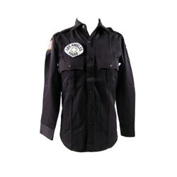 Terminator Genisys Cop / T-1000 (Byung-hun Lee) Police Shirt Movie Costumes