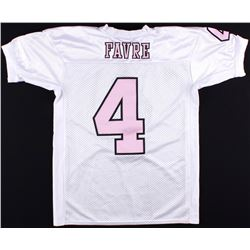 "Brett Favre ""Favre 4 Hope"" On-Field Style Russell Athletics Stitched Jersey (Size Youth L)"