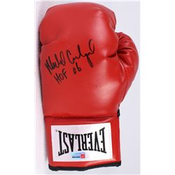 "Michael Carbajal Signed Everlast Boxing Glove Inscribed ""HOF 06"" (PA COA)"