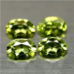 LOT OF 3.06 CTS OF GREEN PAKISTAN PERIDOTS