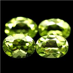 LOT OF 3.51 CTS OF GREEN PAKISTAN PERIDOTS
