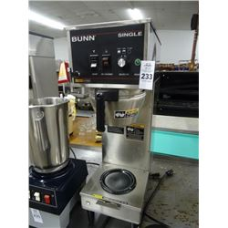 Bunn Coffee Maker Wonot Brew : Bunn Coffee Brewer - Bay Area Auction Services
