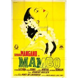 italian movie poster mambo