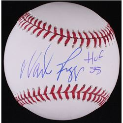 "Wade Boggs Signed OML Baseball Inscribed ""HOF 05"" (JSA COA)"