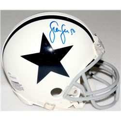 Sean Lee Signed Cowboys Mini-Helmet (JSA COA)
