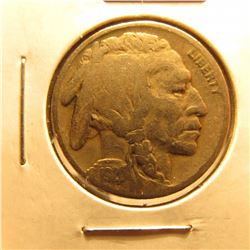 1920 P Buffalo Nickel. Nice Full date.